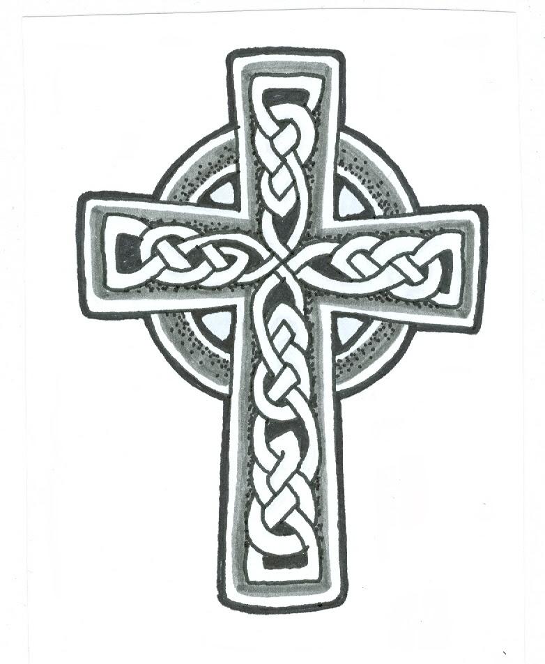 Celtic Cross Tattoos For Girls Tattoos Designs Ideas