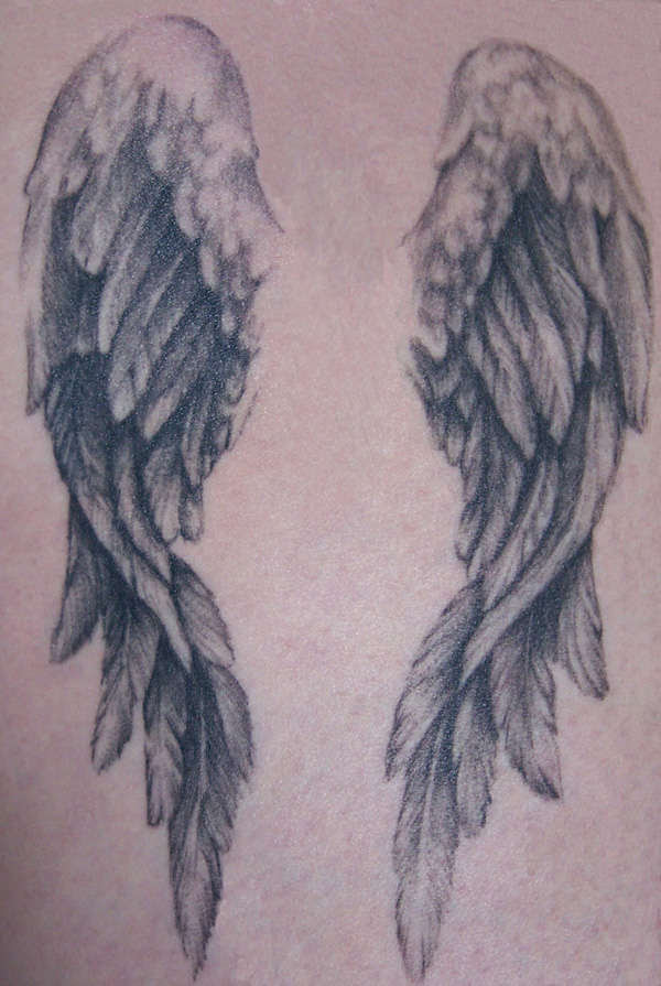 Story About Angel Wing Tattoos Tattoomagz