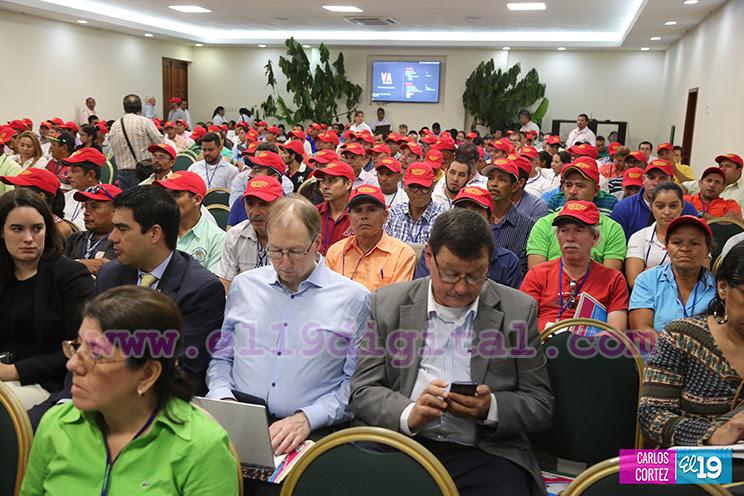 Nicaragua desarrolla Primer Congreso Internacional sobre Producción Sostenible de Cacao Fino