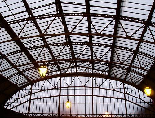 Glass Roof, Windsor Royal Station
