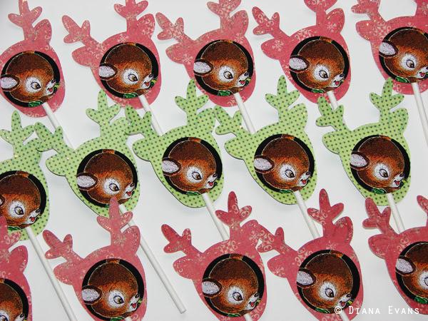 cupcakes reindeer toppers 002
