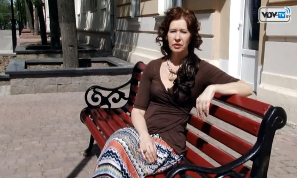 Анна Юхневич в программе Стартапы Витебска