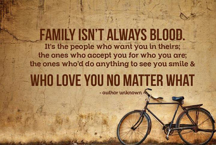 Quotes About Family Not Being Family 45 Quotes