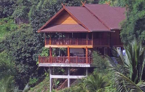 Enjoy The Luxury To Live In An Authentic Traditional Thai Teak Wooden Hous