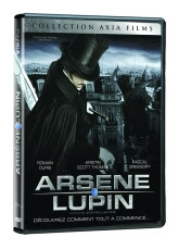 DVD Arsène Lupin 2004