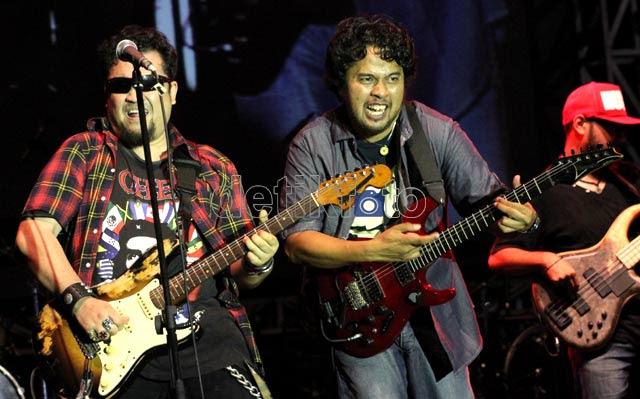 Balawan Duet Bareng Baron di JBF 2011