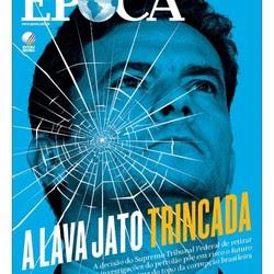 Capa edição 903 (Foto: Época)