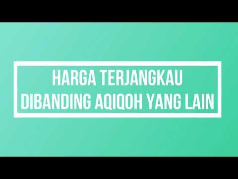 Aqiqah Enak Surabaya Tegalsari 2020