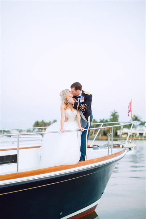 Romantic Blush Yacht Club Wedding   Every Last Detail