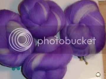 fields of lavendar