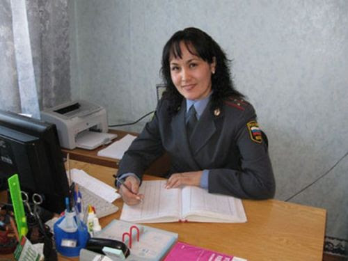 Russian police mistresses from Belarus 12