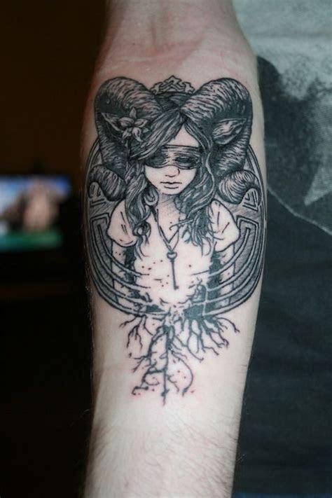 impressive forearm tattoos men