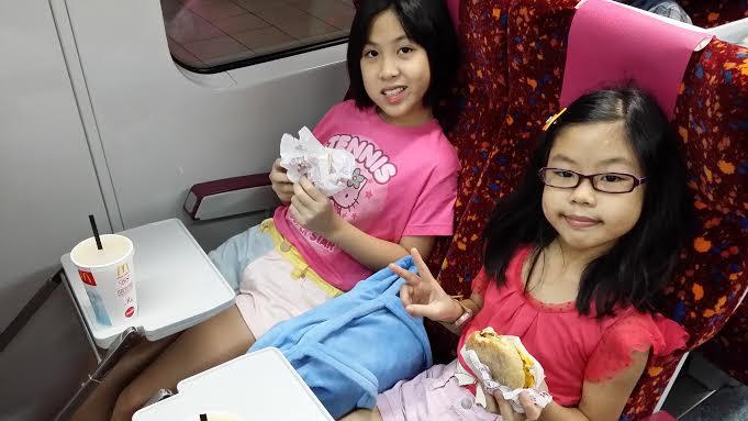 CNY 2014 train ride 3
