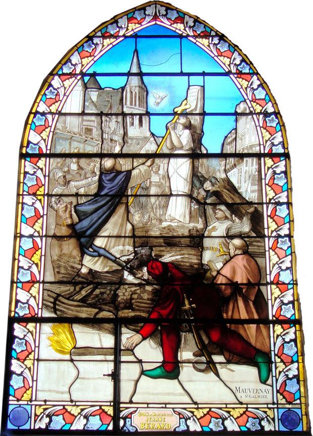 Burning of St. Joan
