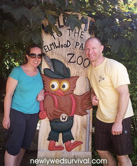 Backyard Tourist: Elmwood Park Zoo #backyardtourist