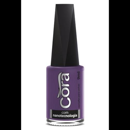 Em que site posso comprar Esmalte Cora 9ml Black Violet 9