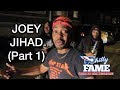 New Video: Joey Jihad - Philly FAME Interview