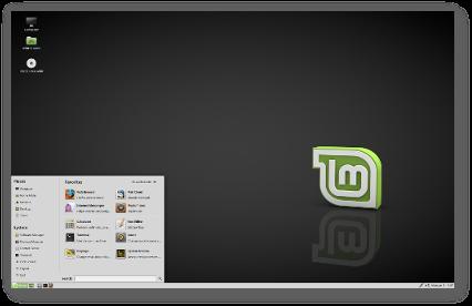 النسخة النهائية الرسمة من التوزيعة الأكثر شهرة linux mint