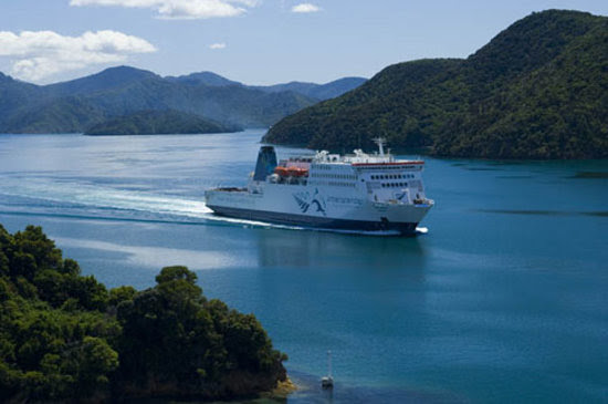 Photos of Interislander Cook Strait Ferry, Wellington