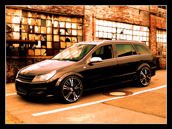 Opel Astra H Caravan. weitere Opel - Astra H Caravan