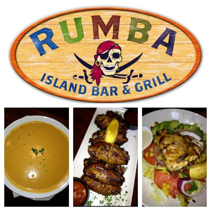 Rumba Island Bar and Grill - The Top 10 Local Restaurants in St Pete, FL - Places you should eat while visiting St Pete