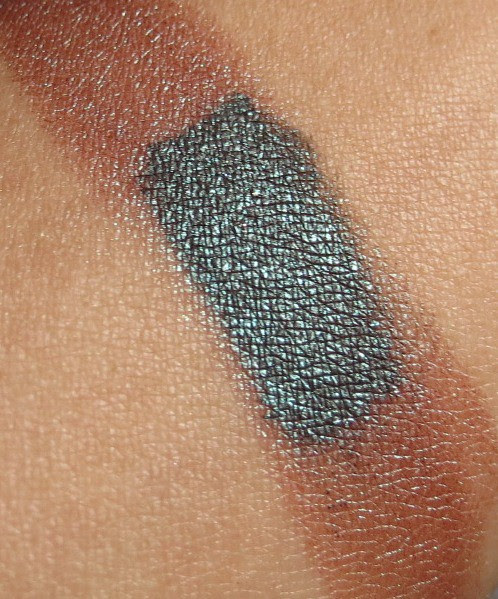 Wet n Wild Comfort Zone Blue Brown Dupe