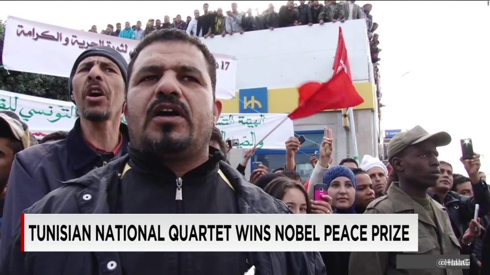 Che cosa significa il Premio Nobel in Tunisia?