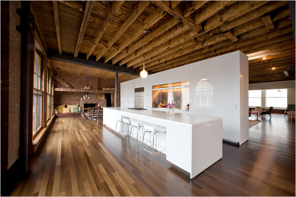 Loft Interior Design Inspiration | Trendland