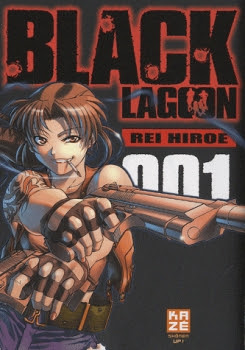 Couverture Black Lagoon, tome 01