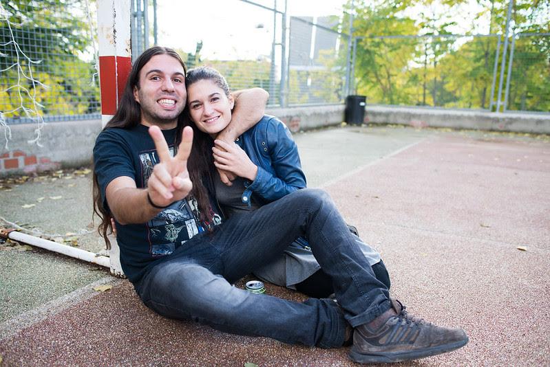 Langas y Viky