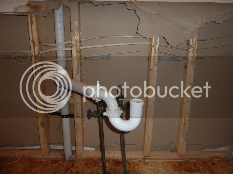 Converting Single Sink Vanity To Double Vanity Terry Love Plumbing