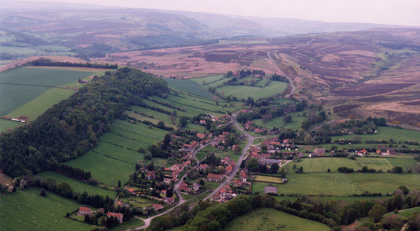 hutton le hole from above