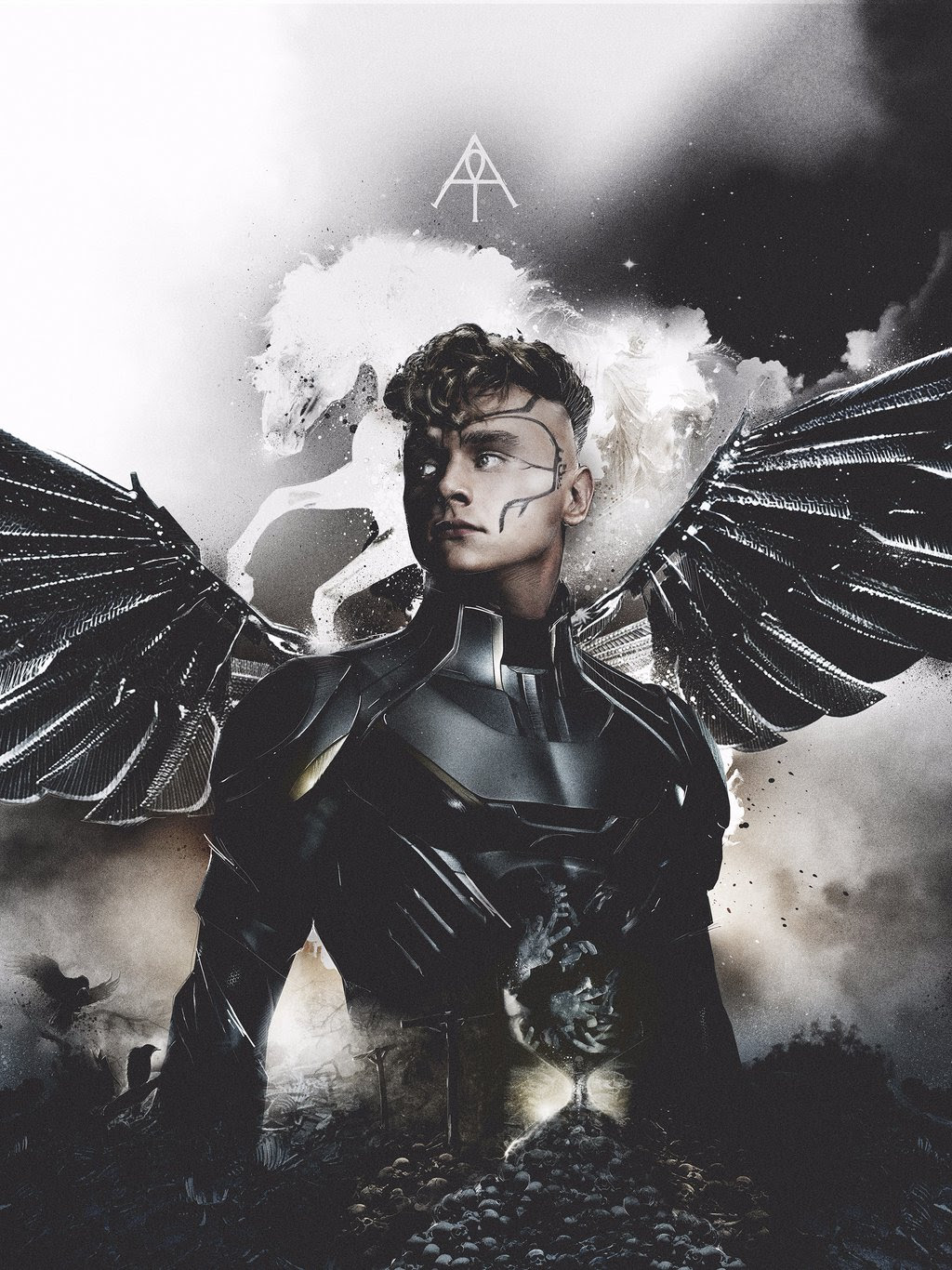 ... out the corresponding X-Men: Apocalypse character posters, below