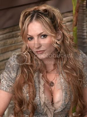Drea de Matteo, Adriana La Cerva on 'The Sopranos' is getting married to Shooter Jennings.