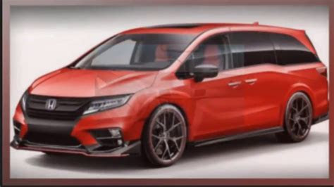 honda odyssey type  review release date youtube