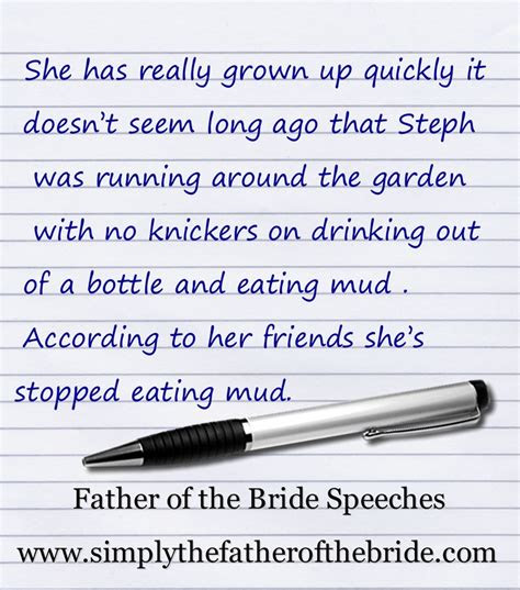 father   bride speech images  pinterest