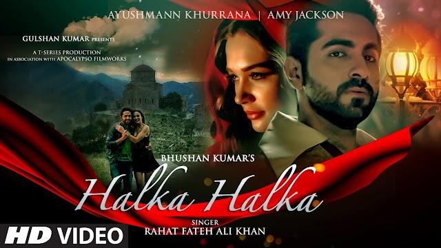 Halka Halka Suroor Lyrics - Rahat Fateh Ali Khan