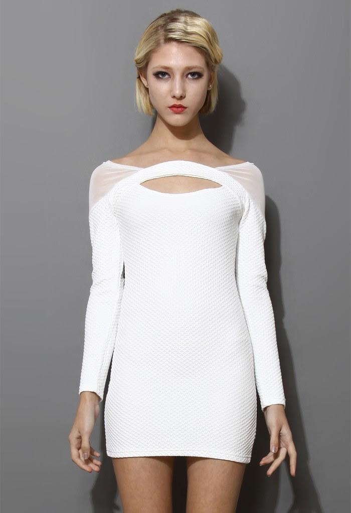 Sleeve dress questions white bodycon long rockwall designers kardashian