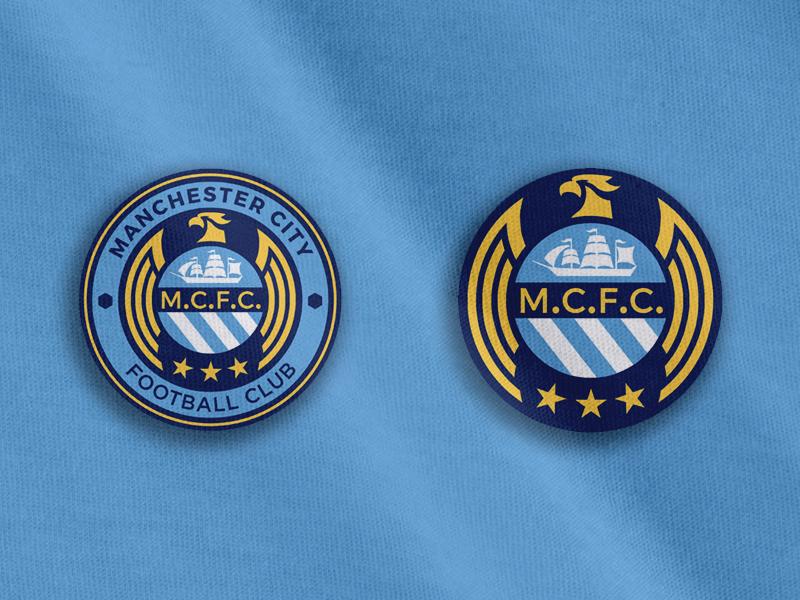 Manchester City crest concept (OC) : MCFC