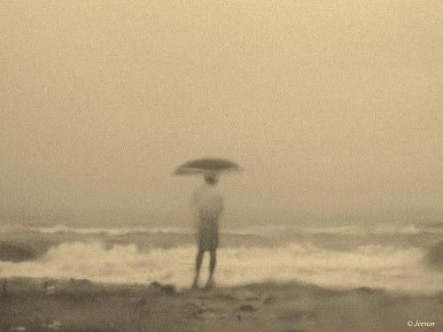 Unfold to rain