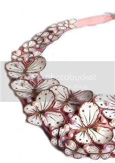 Butterfly Bib Necklace