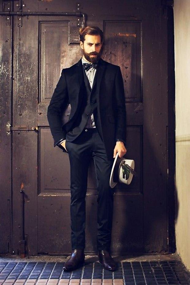 retro avantgarde street men fashion  stylefrizz
