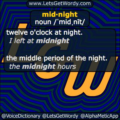 Midnight 11/20/2013 GFX Definition