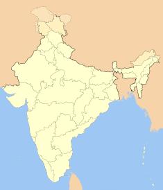 का मानचित्र, जिसमें नैनीताल जिला की स्थिति दर्शाई गई है।
