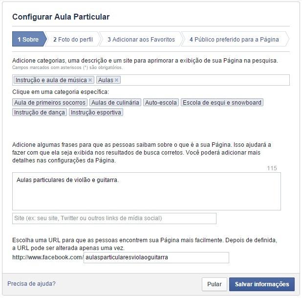 Divulgando Meu Trabalho De Professor Particular Facebook Santo Angelo