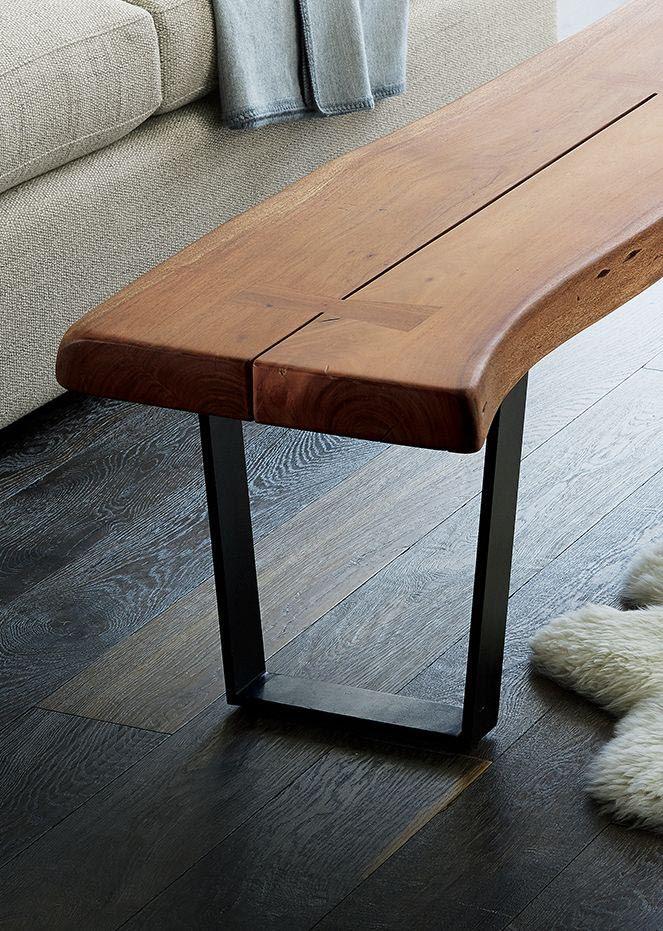 Narrow Coffee Table Bench | Coffee Table Design Ideas