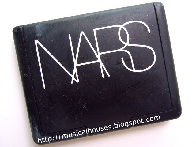 cleaning sticky nars compact before