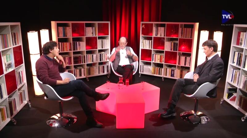 Limites et transgression des limites, Paul Piccareta, Olivier Rey et Alain de Benoist
