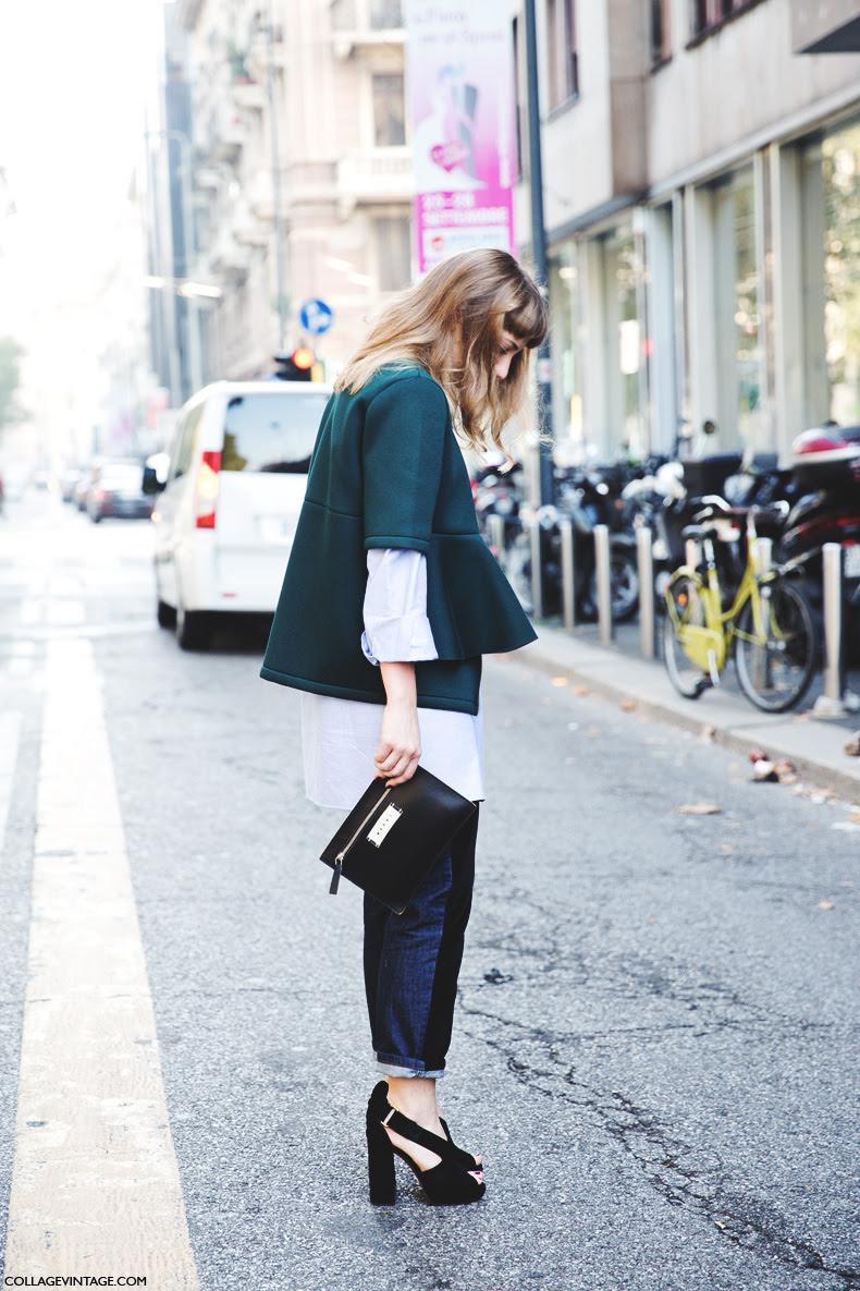 Milan_Fashion_Week_Spring_Summer_15-MFW-Street_Style-Jeans-Peplum-