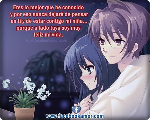 Snap Ima Genes De Amor Anime Para Facebook Ima Genes Bonitas De Amor